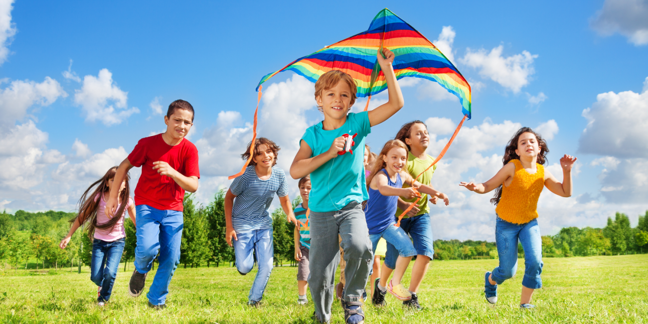 Top 10 Ways to Get Kids to Be Active | Sawall Health Foods